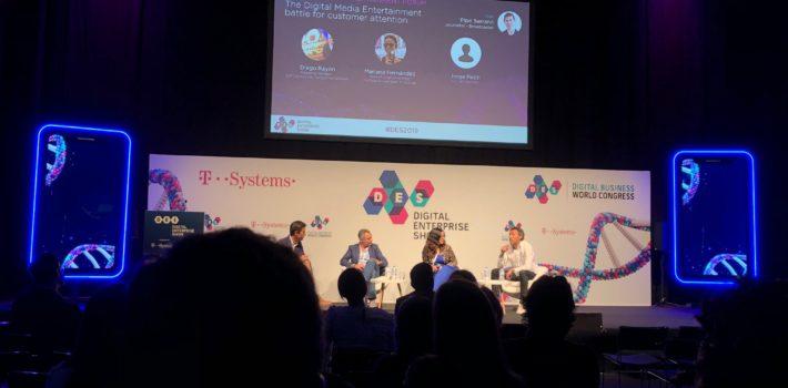 Batalha por atenção do usuário está ganha para indústria do entretenimento digital