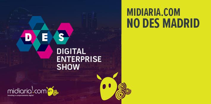 midiaria.com no DES Madrid