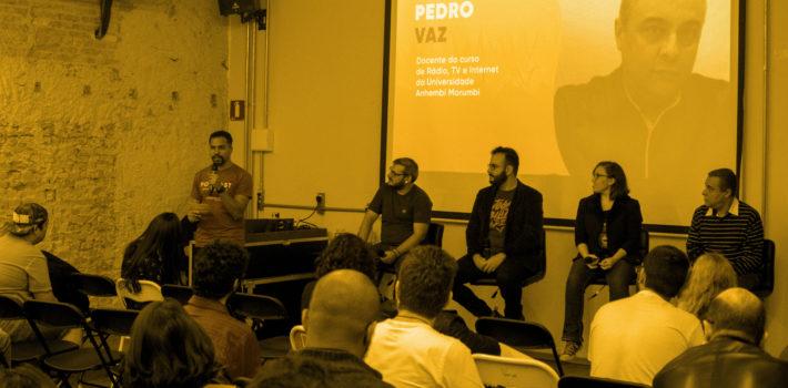 Midiaria.com meeting: Profissionalização e inovação nos formatos são os principais desafios dos podcasts brasileiros