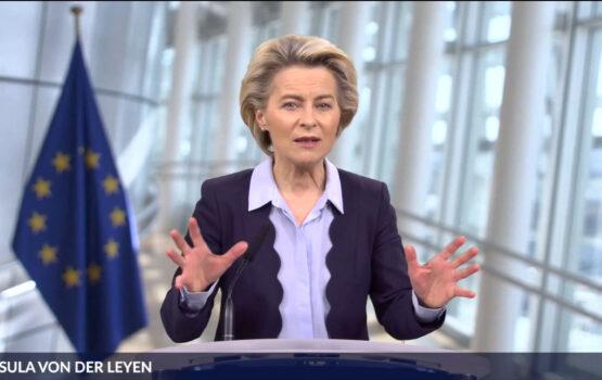 Uma Europa de oportunidades no mundo digital, segundo Ursula von der Leyen